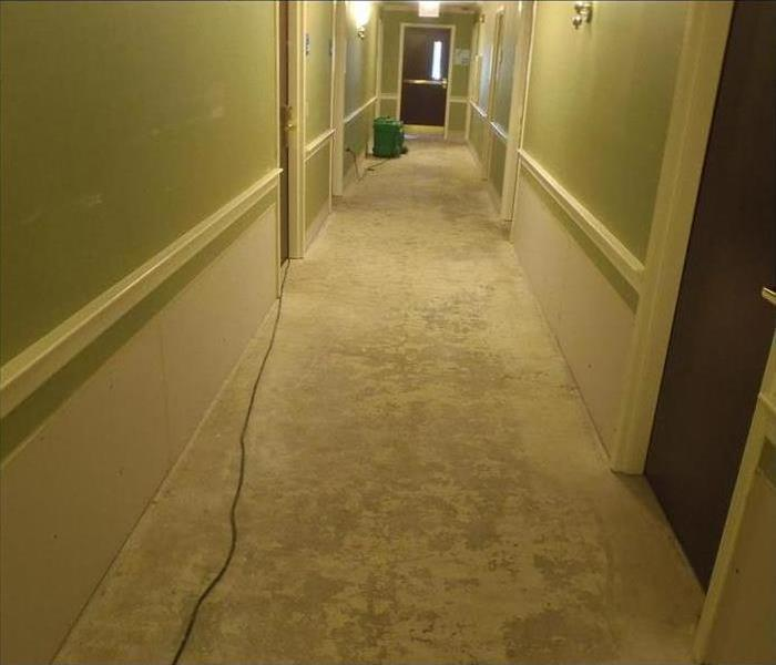 Water Damage – Teaneck Hotel After