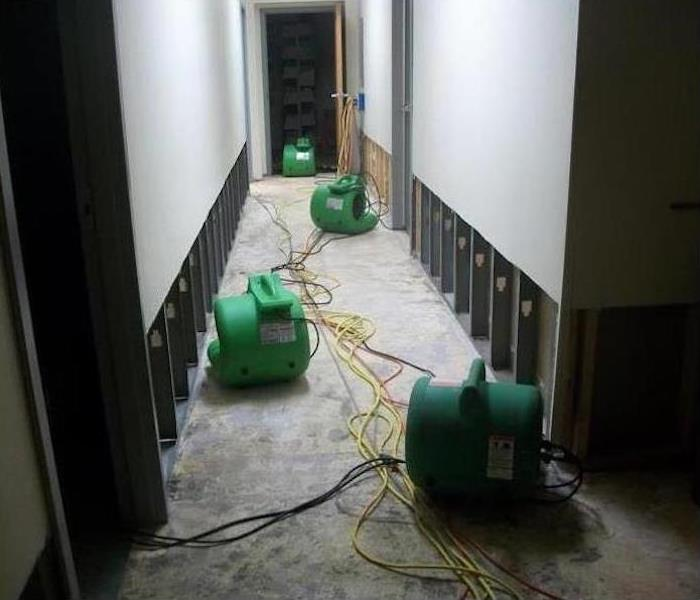 Water Damage – Teaneck Office Building After