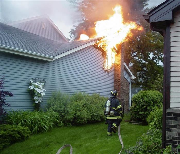 Fire Damage Take the Guesswork Out of Restoring Fire Damage in Your New Milford Area Home