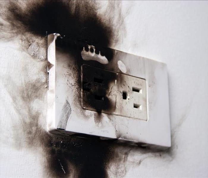 Fire Damage Electrical Residential Fires: How to Protect Yourself
