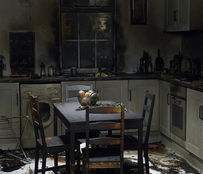 Fire Damage Restoring A Small Kitchen Fire To Your Bergen County Home