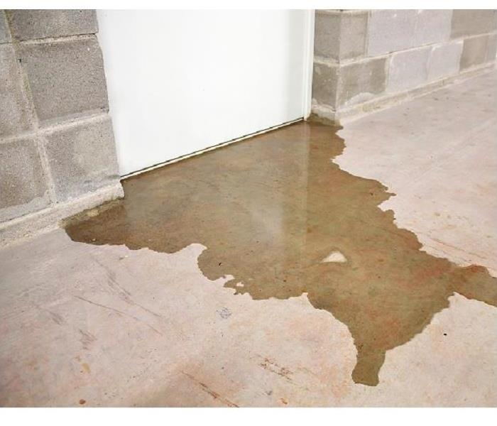 Why SERVPRO How Water Damages Your New Milford Basements