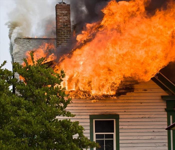 Fire Damage Fire Damage and Soot Damage Restoration Services in Bergen County