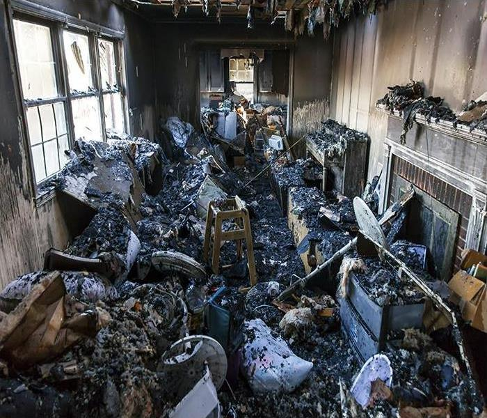 Fire Damage Your New Milford Home Can Be Restored By Our Fire Damage Experts