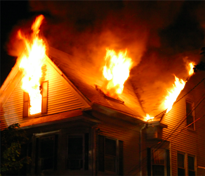 Fire Damage Who Do You Call To Help With Your Fire Damage Remediation to Your Teaneck Home?