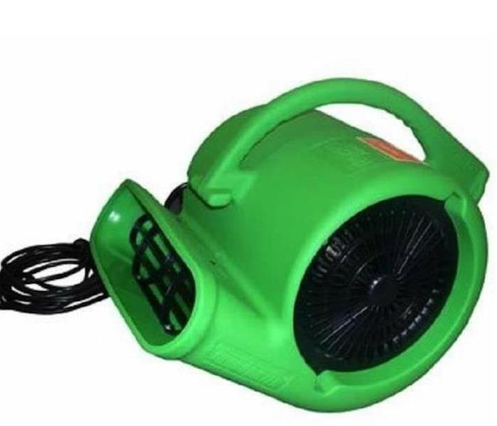 A picture of one of our air movers