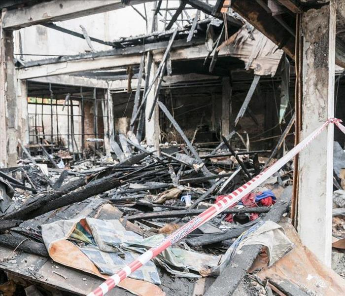 Fire Damage Small Steps You Can Take to Help with Fire Restorations
