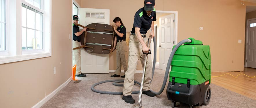 Teaneck, NJ residential restoration cleaning